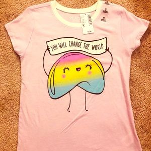 NWT! Girl's Children's Place Graphic Tee